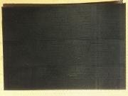 Полиуретан 180*260 т.6,0 черный рефленный